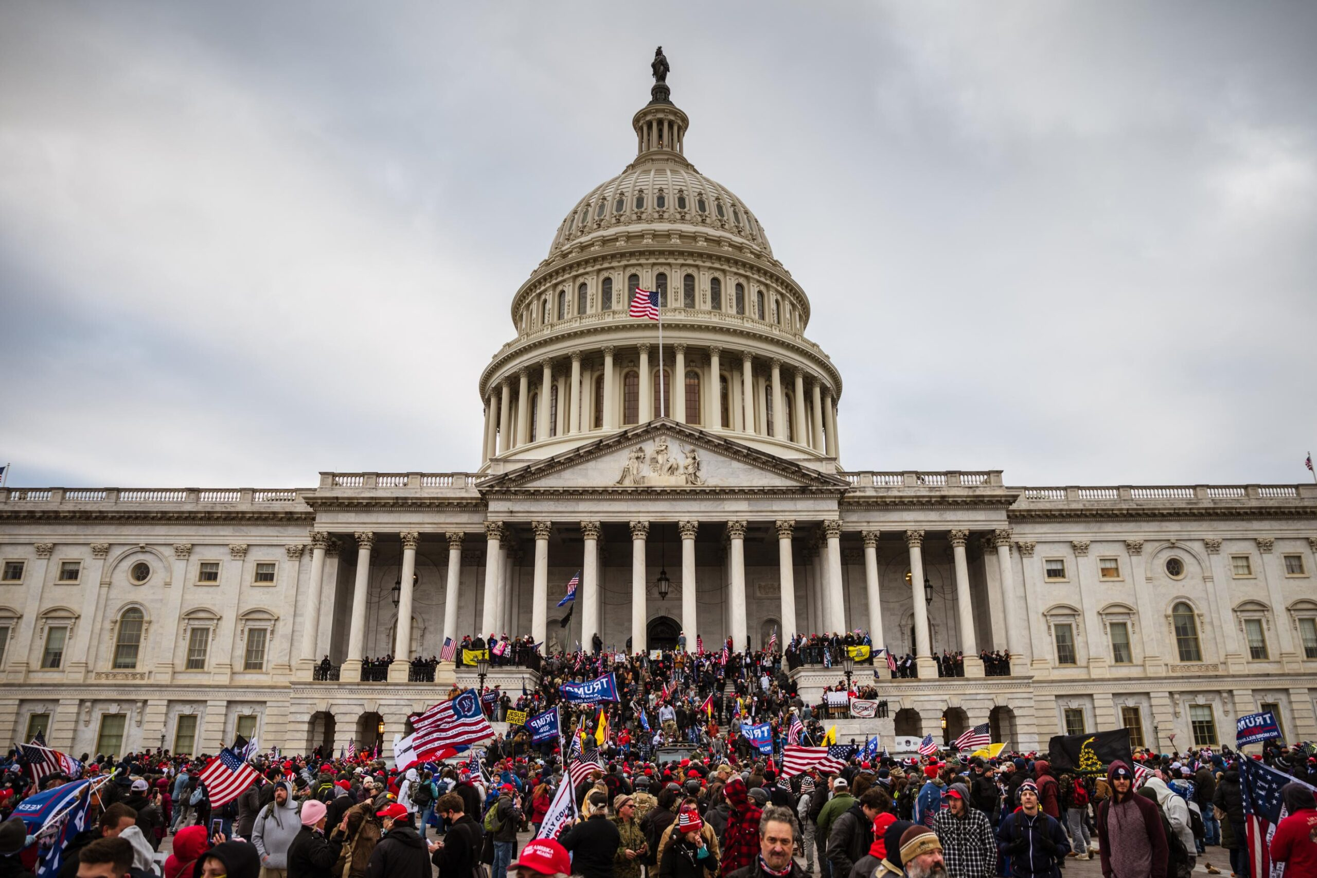 <i>Jon Cherry/Getty Images North America/Getty Images</i><br/>The select committee investigating the January 6 riot at the US Capitol