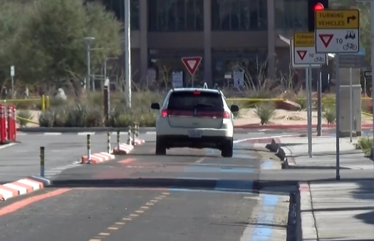 Palm Desert CV Link celebration this weekend. But why are drivers behaving badly? - KESQ