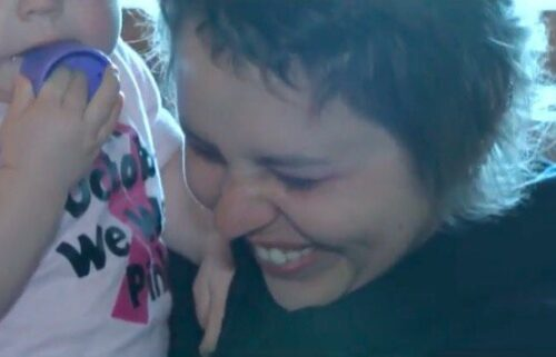 A Donora woman found out she had breast cancer just after finding out she was pregnant with her first child. Nikki Williams and her husband