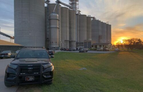 A man who was fired Thursday from a grain services company in Nebraska returned to the facility later in the day and fatally shot two people and wounded another.