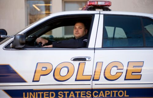 US Capitol Police officer Michael A. Riley