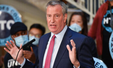 New York City's vaccine mandate will extend to all municipal workers