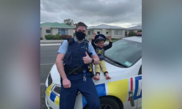 Constable Kurt in New Zealand responded to an emergency call from a 4-year-old boy to check if his toys were as cool as he said they were.