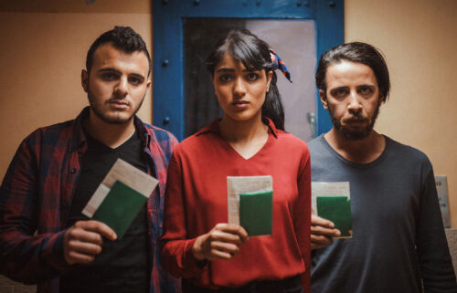 """The streaming service launched the """"Palestinian Stories"""" collection"""